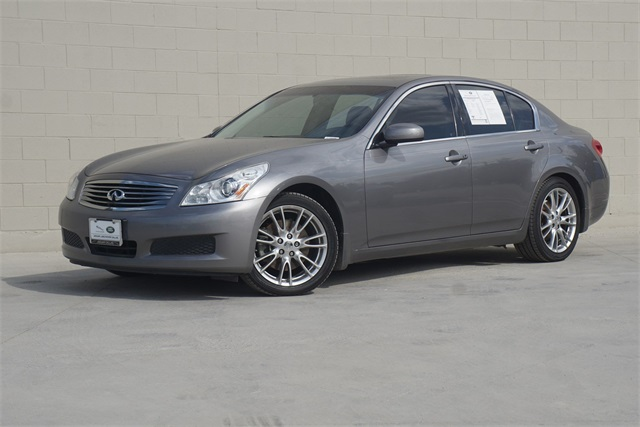 Pre-Owned 2007 INFINITI G35 Journey