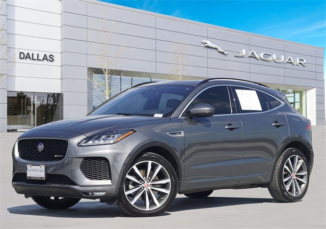 Certified Pre-Owned 2018 Jaguar E-PACE R-Dynamic