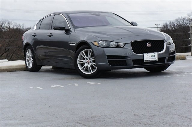 Certified Pre-Owned 2017 Jaguar XE 25t Premium