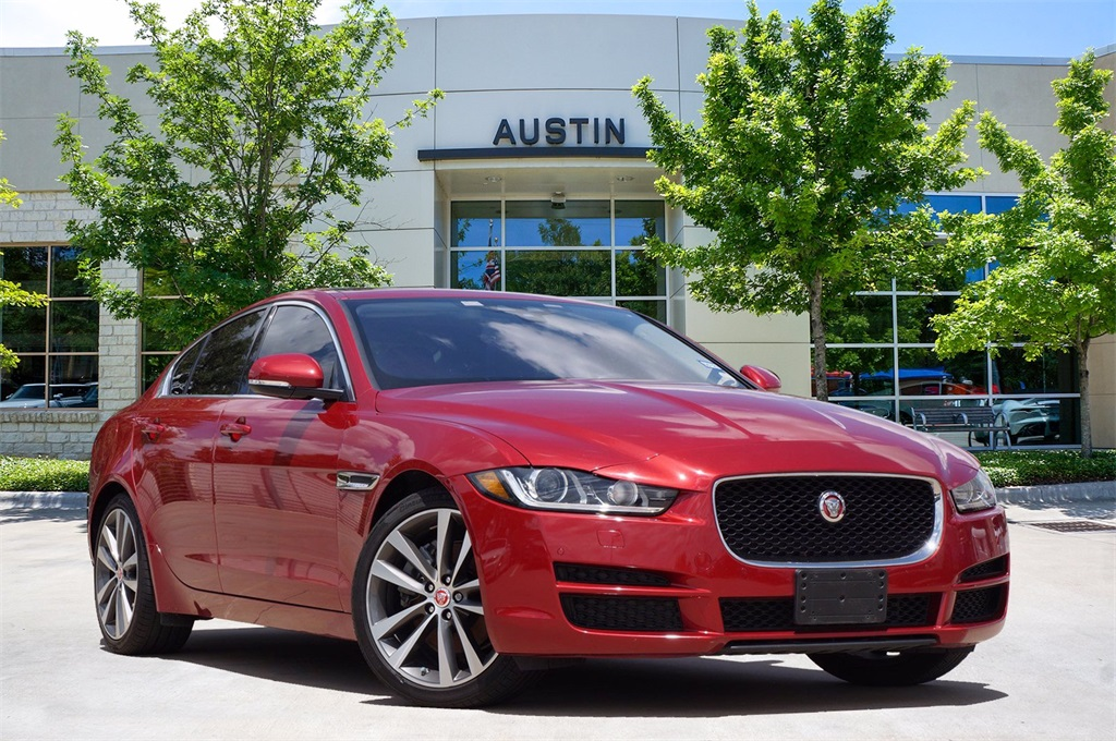 xe jaguar 25t prestige sedan rwd 4d inventory jaguardallas door certified owned pre landroveraustin done navigation