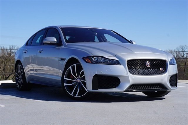 Certified Pre-Owned 2017 Jaguar XF S