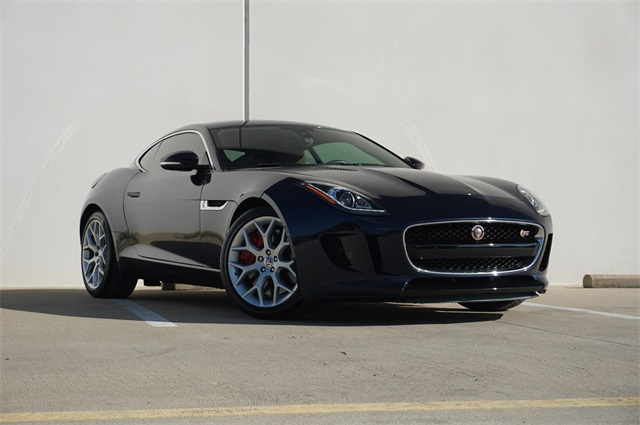 Pre-Owned 2015 Jaguar F-TYPE S