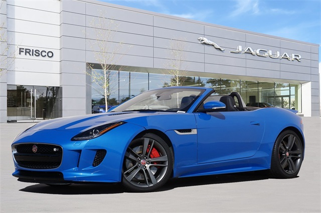 Certified Pre-Owned 2017 Jaguar F-TYPE S British Design Edition