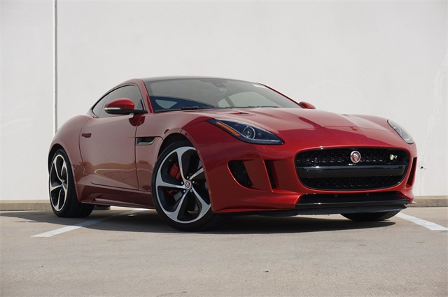 Pre Owned 2016 Jaguar F Type R