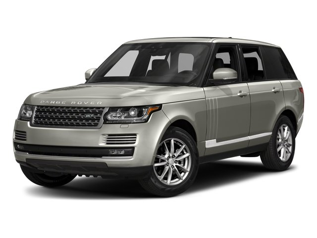 Certified Pre-Owned 2017 Land Rover Range Rover 5.0L V8 Supercharged Autobiography