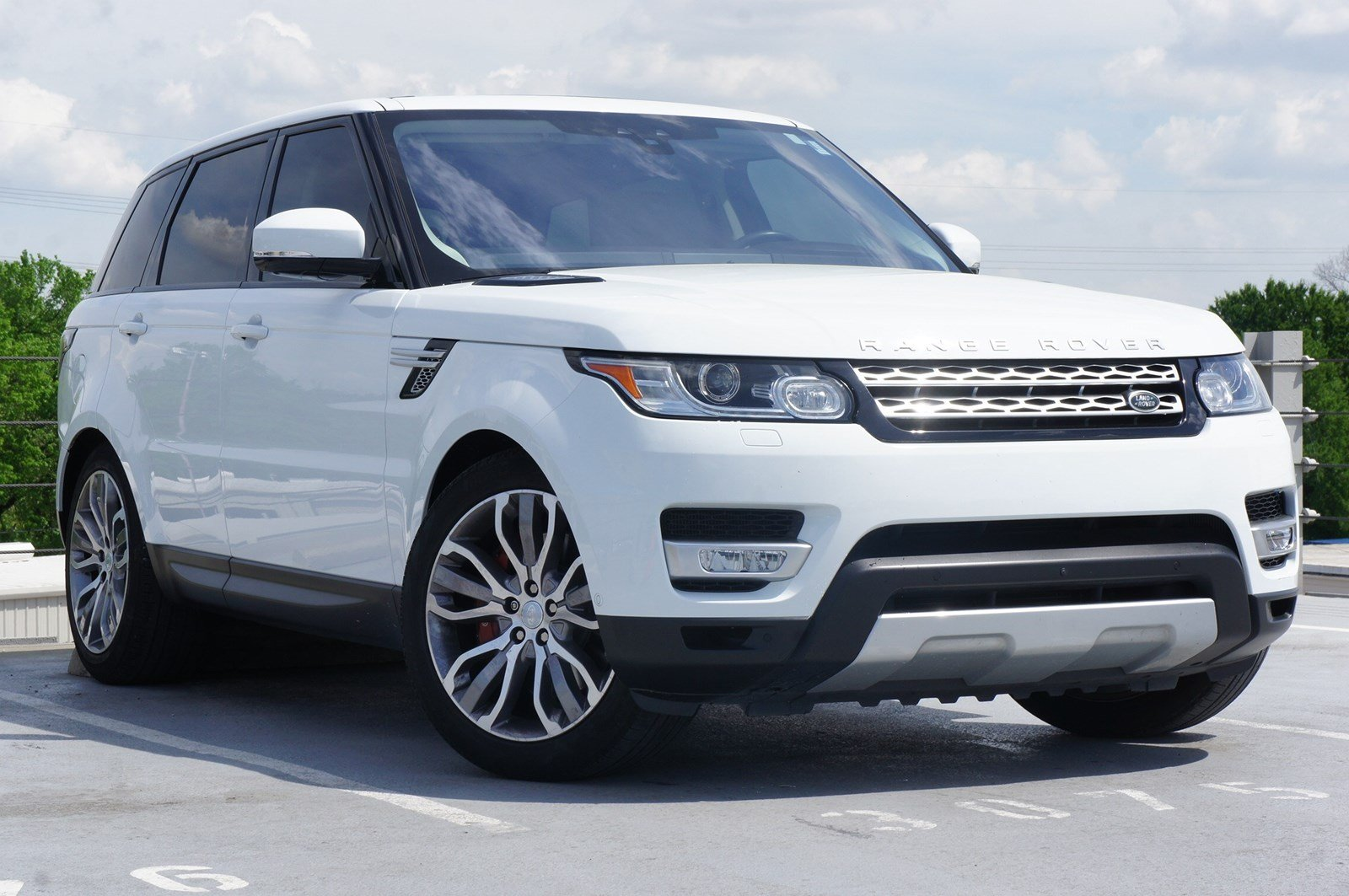 Certified Pre Owned 2017 Land Rover Range Sport 5 0l V8 Supercharged 4d Utility In Dallas D19667a Jaguar