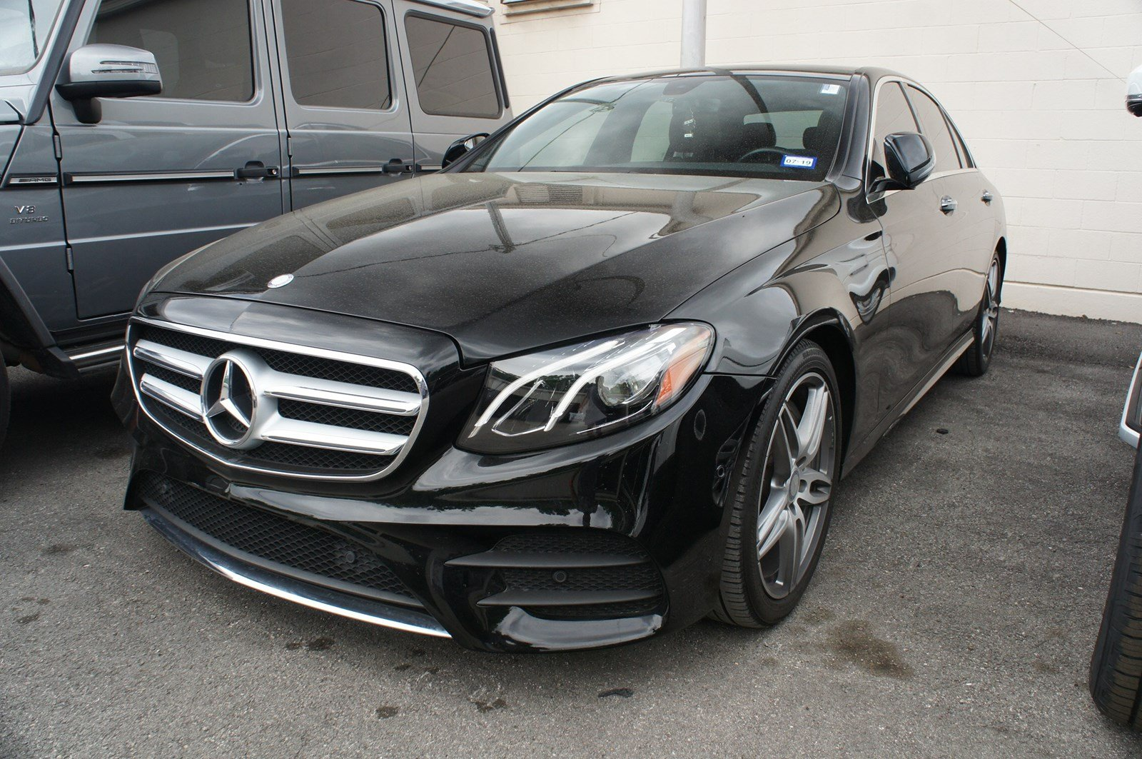Pre Owned 2017 Mercedes Benz E Cl 300