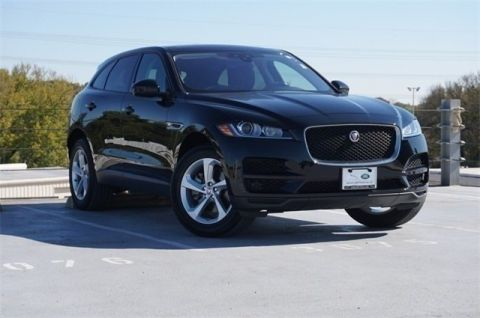 Certified Pre Owned 2018 Jaguar F Pace 30t Premium