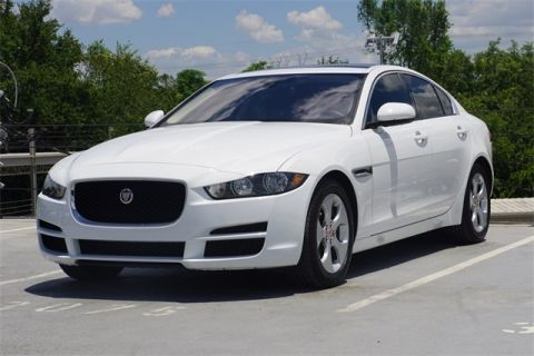 Certified Pre-Owned 2018 Jaguar XE 20d