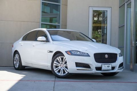 New 2018 Jaguar XF Premium