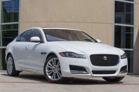 New 2018 Jaguar XF 20d