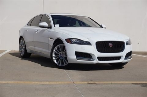 Certified Pre-Owned 2018 Jaguar XF Prestige