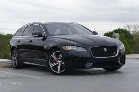 Certified Pre-Owned 2018 Jaguar XF SPORTBRAKE S FIRST EDITION