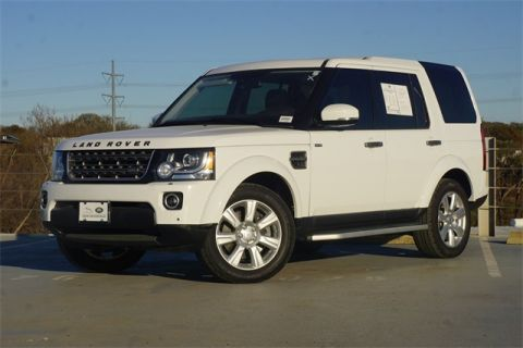 Pre-Owned 2016 Land Rover LR4 LE